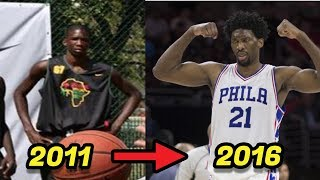 Download Craziest NBA BODY Transformations *PART 2* Embiid, Anthony Davis, Hayward Video