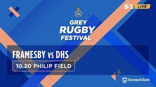 Download Grey Rugby Festival: Framesby 1st XV vs DHS 1st XV Video