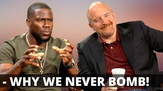 Download KEVIN HART And LOUIS CK On Why No One Notices If They Are Having A BAD Show Video