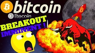 Download 🔥BITCOIN BREAKOUT IMMINENT🔥bitcoin litecoin price prediction, analysis, news, trading Video