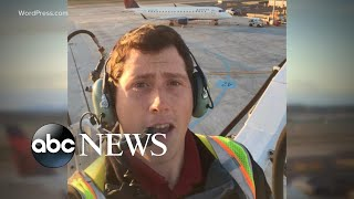 Download Airport employee steals plane and crashes 30 miles away Video
