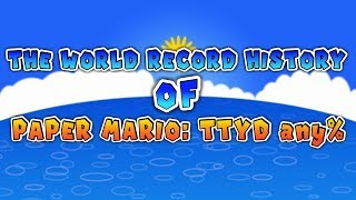Download World Record History of Paper Mario: TTYD any% Video