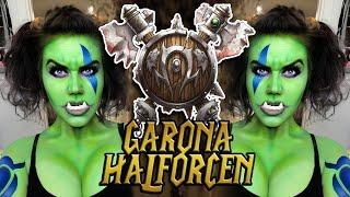 Download Garona Makeup - World of Warcraft Video