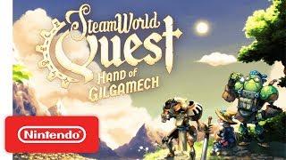 Download SteamWorld Quest - Announcement Trailer - Nintendo Switch Video