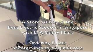 Download Singapore Best Selling E Scooters Review Video