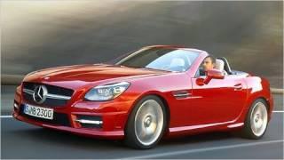 Download Der neue Mercedes SLK: Drei Dächer zur Wahl Video