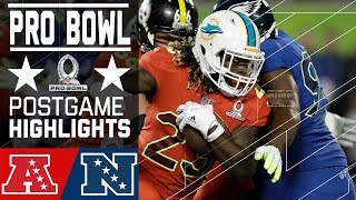 Download AFC vs. NFC | 2017 NFL Pro Bowl Game Highlights Video