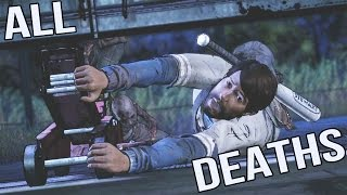 Download All Character Deaths in The Walking Dead Game Season 3 Episode 3 Video