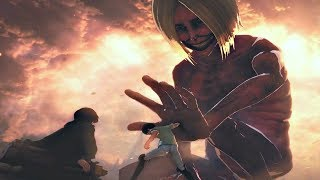 Download ATTACK ON TITAN 2 - Eren Secret Power Unleashed (PS4 Pro) Video