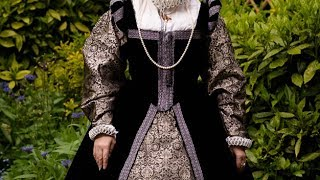 Download Dressing up an Elizabethan lady 1570-80 Video