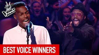 Download THE VOICE | BEST WINNERS from all around the world [PART 2] Video