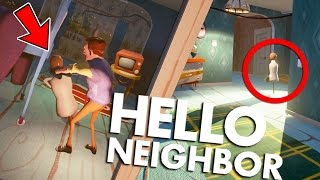 Download PROOF Hello Neighbor Is HAUNTED! & New Alpha 3 House | Hello Neighbor Video