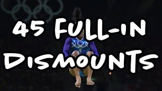 Download 45 FULL-IN DISMOUNTS ON BEAM Video
