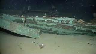 Download Gulf of Mexico 2012: Spectacular New Shipwreck Discovery Video