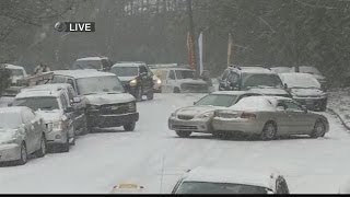 Download Snow in Alabama 11:30 a.m. live hit. Video