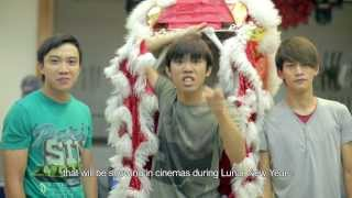 Download THE LION MEN PROJECT Opening Video