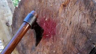 Download Axe Throwing (Hand Axe / Hawk) Video