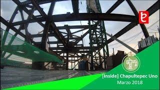 Download [Inside] Chapultepec Uno (última viga), Marzo 2018 | edemx Video