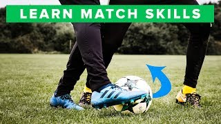 Download 5 Football Skills You Can Use in a Match Video