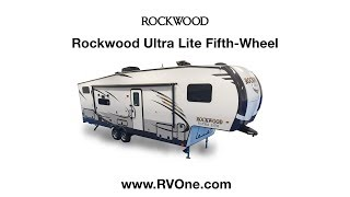 Download Rockwood Ultra Lite Fifth Wheel Video