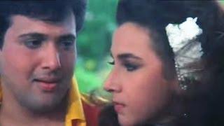 Download O Lal Dupatte Wali - Govinda, Chunky Pandey, Rageshwari, Aankhen Song Video
