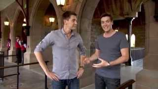 Download A Journey on the Hogwarts™ Express with James and Oliver Phelps - Webcast Replay Video