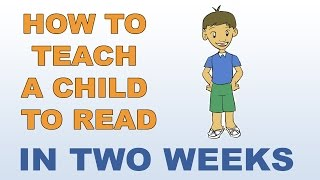 Download How To Teach A Child To Read - In Two Weeks Video