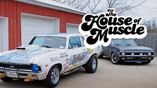 Download Ohio Street Freak: 1969 Chevrolet Nova - The House Of Muscle Ep. 4 Video