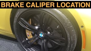 Download Brake Caliper Location - Explained Video