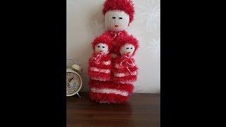 Download Bebekli poşetlik yapımı Video