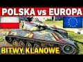 Download POLSKA vs EUROPA - G100 vs OMNI - Bitwy Klanowe - World of Tanks Video