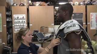 Download UCLA Football Friday; Freshmen Start College Video