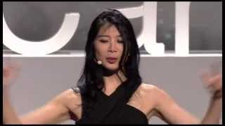 Download Music is a powerful instrument for positive change: Zhang Zhang at TEDxCannes Video
