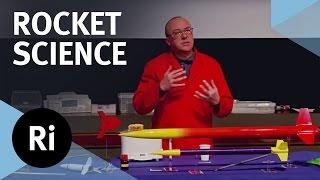 Download It's Rocket Science! with Professor Chris Bishop Video