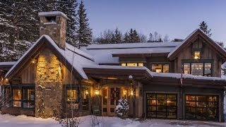 Download Exquisite Old Town Home in Steamboat Springs, Colorado Video