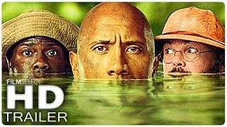 Download JUMANJI 2: 5 Minute Extended Trailer (2017) Video