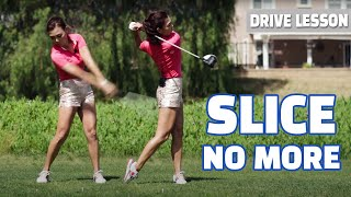 Download [Golf with Aimee] Driver Lesson 001- Slice No More! Video
