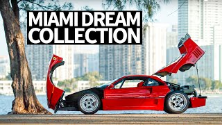Download Supercars and Speedboats: Best Low Key Car Collection Ever in Miami! Video