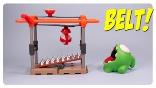Download Cut the Rope Om Nom's Playground Quick Set: Conveyor Belt Review Video