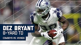 Download Cowboys Force Thielen Fumble Then Dak Hits Dez for the 8-yard TD! | Cowboys vs. Vikings | NFL Video