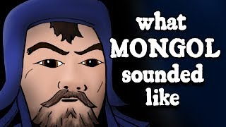 Download What Genghis Khan's Mongolian Sounded Like - and how we know Video