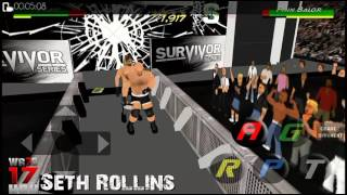 Download Wr3d funny royal rumble Video