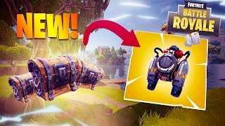 Download FIRST OFFICIAL *JETPACK* FOUND! GAMEPLAY REVEALED! | Fortnite FUNNY & EPIC Moments Video