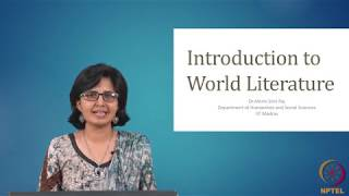 Download Introduction to World Literature Video