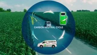 Download Nissan unveils world's first Solid-Oxide Fuel Cell vehicle Video