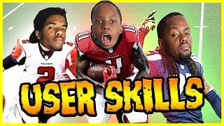 Download WHO'S BETTER? RICHARD SHERMAN OR JULIO JONES? - User Skills Challenge Ep.3 Video