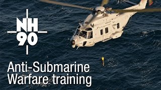 Download Sweden NH90 Anti-Submarine Warfare training Video