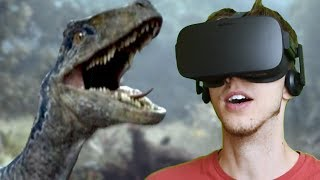 Download BLUE IS ALIVE!!! - Jurassic World: Blue | Oculus VR Video