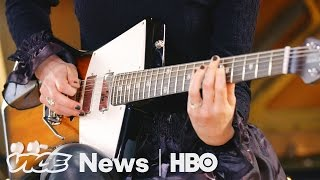 Download St. Vincent's Signature Guitars: VICE News Tonight on HBO Video