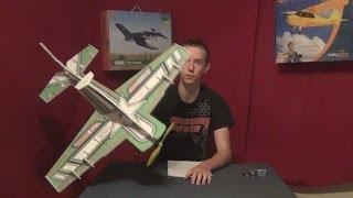 Download Beginner 3d Plane: Twisted Hobbies Laser Complete Review Video